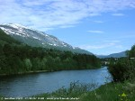 River in Voss, Norway