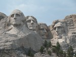 Mount Rushmore, Crazy Horse and Devil's Tower