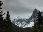 Banff National Park on the Icefields Parkway