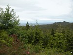 View from Radar Hill on Vancouver Island