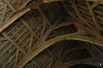 Tithe Barn roof detail, Bradford-on-Avon