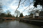 Bridge over the River Stour on Pound Lane, Canterbury