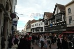 Canterbury, The Parade