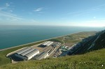 Samphire Hoe from Round Down