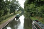 Birmingham and Fazeley Canal and Kingsbury Water Park, Warwickshire