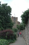 Entrance to Tamworth Castle
