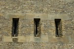 Windows at Drop Redoubt