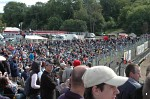 Crowd at Paddock Hill