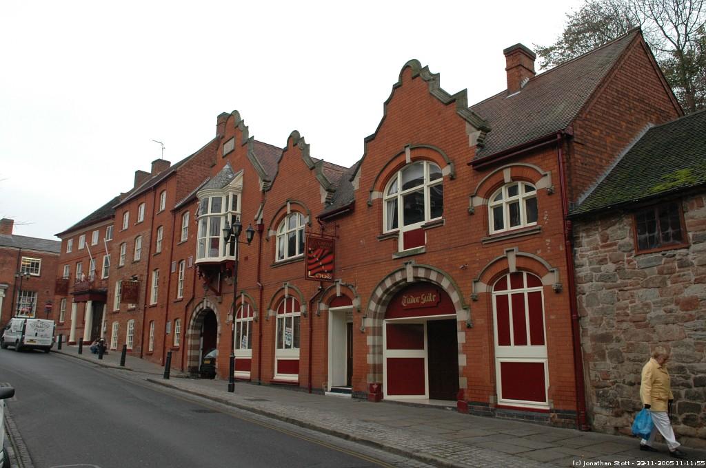 Castle Hotel Holloway Tamworth