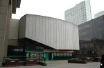 Back of Birmingham Central Library