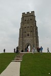 St. Michael's Church tower, Glastonbury Tor