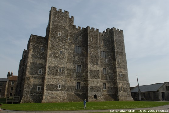 Keep of Dover Castle
