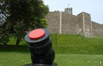 Dover Castle defences