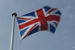 Union Flag at Dover Castle