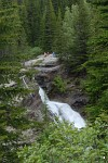 Ptarmigan Falls, Glacier National Park
