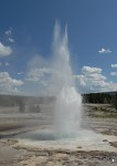 Sawmill Geyser, Old Faithful Geyser Basin, Yellowstone National Park