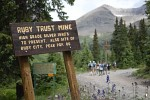 Ruby Trust Mine, Yankee Boy Basin, Colorado