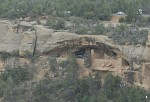 Balcony House Overlook, Mesa Verde National Park, Colorado