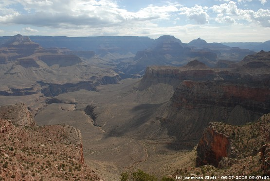 Cedar Ridge, Grand Canyon National Park, Arizona