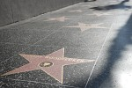Stars on Hollywood Boulevard, Los Angeles, California