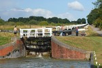 Caen Hill Locks, Devizes, Wiltshire