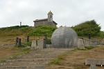 The Globe in Durlston Country Park, Dorset, erected in 1887 by George Burt