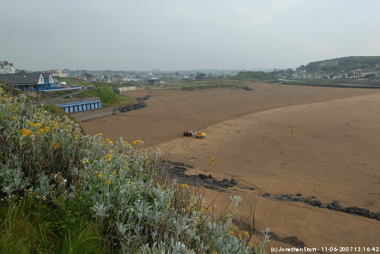 Summerleaze Beach, Bude