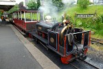 Launceston Steam Railway, Cornwall