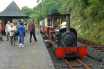 Newmills Station, Launceston Steam Railway, Cornwall
