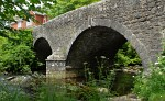 Bridge at Dartmeet, Devon